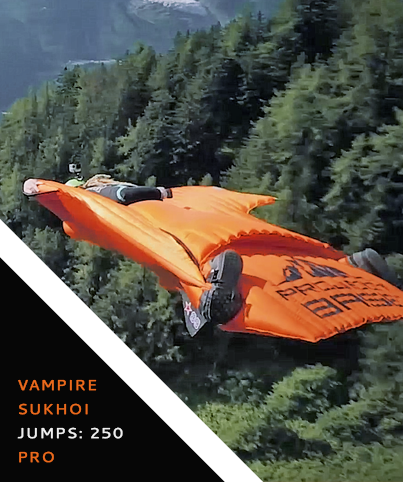 Vampire Sukhoi